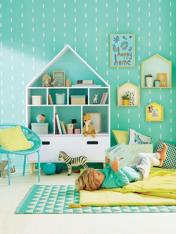 lo ms fcil de cambiar en el cuarto de los nios son los cuadros infantiles sobre todo si elegimos cuadros con muchos colores y dibujos de animales de