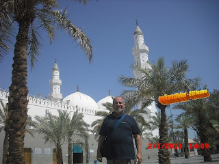 Medine'de Umre Yapmanın Güzelliği