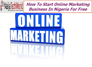 Online Marketing Business In Nigeria