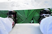 My First Snowboarding Experience