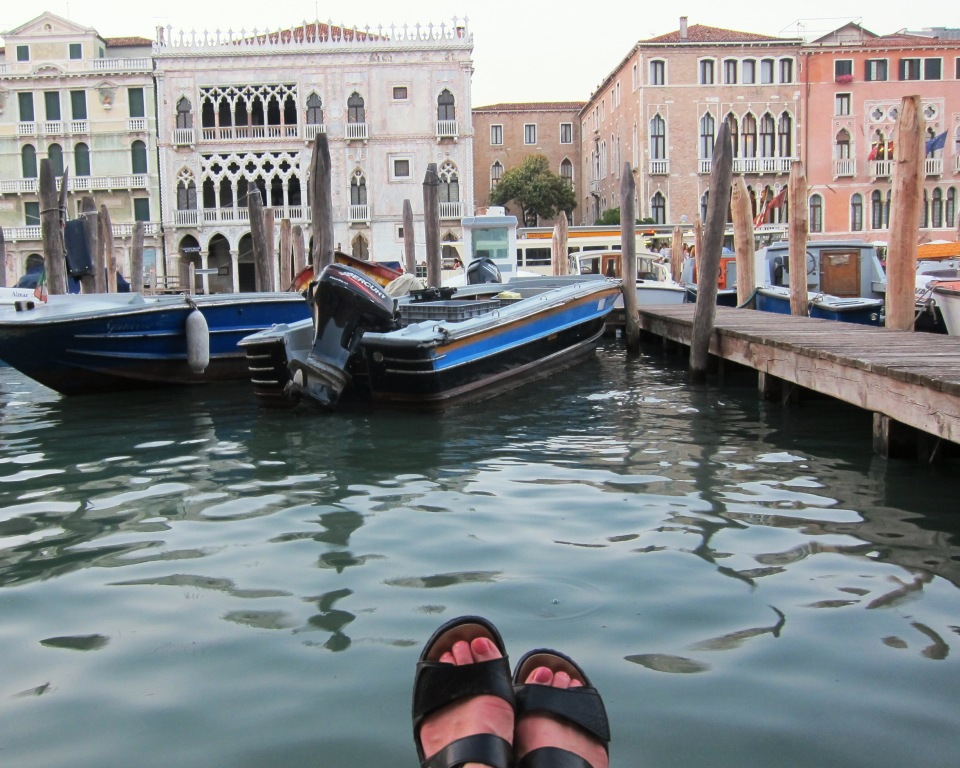 Doves Today: The smells of Venice