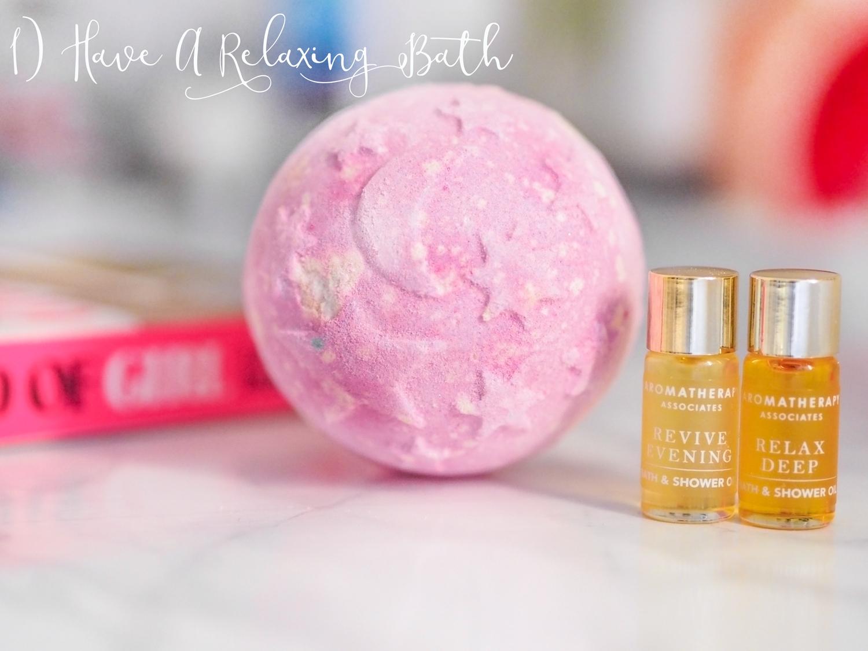 5 Rituals for a Better Sleep Lush Bath