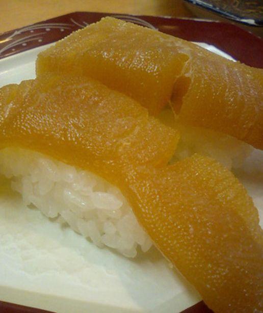 ซูชิไข่ปลาแฮร์ริ่ง, คาสึโนโกะ (Kazunoko)