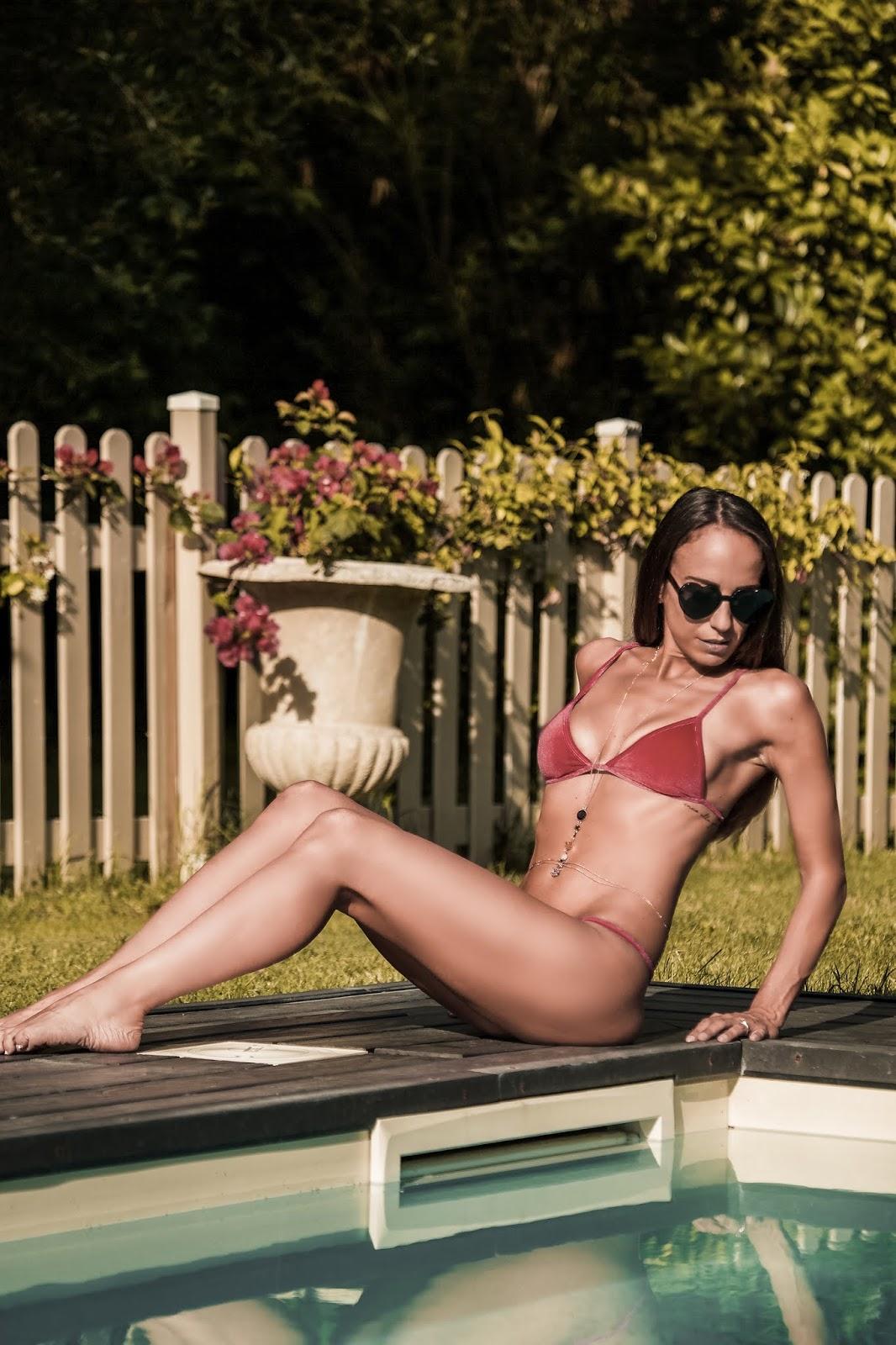 tendenza bikini velluto