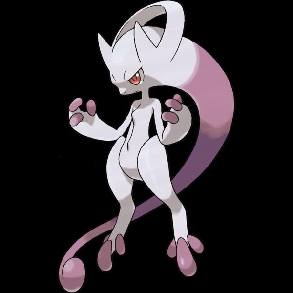 Pokemon Mewtwo Y