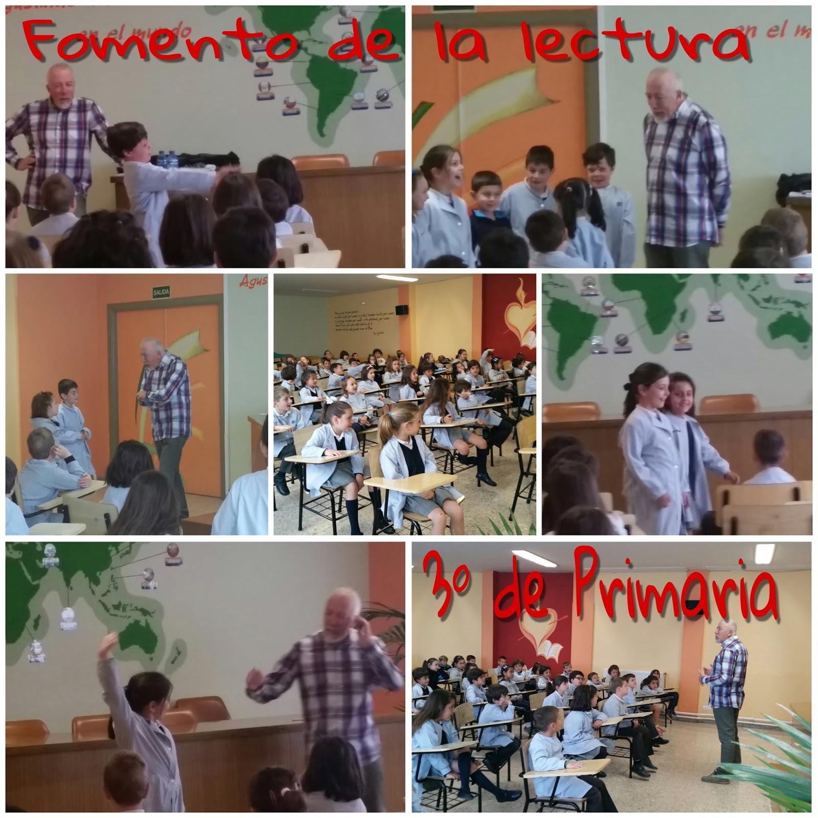 Agustinas Valladolid - 2017 - Primaria Internivel 1 - Animación a la Lectura 3