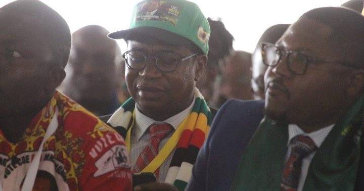 WHY I WAS AT ZANU PF CONFERENCE : NCUBE