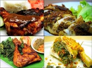cara membuat aneka ayam bakar spesial indonesia