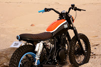 fun scrambler bike