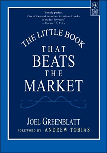 The Little Book that Beats the Market download pdf