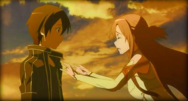 Download Asuna And Kirito Just A Dream (SAO) Wallpaper Engine