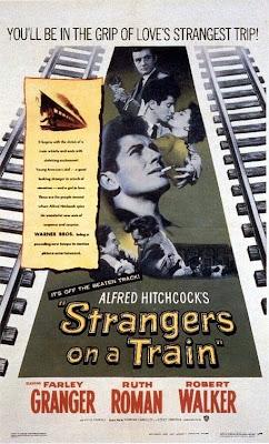 Strangers on a Train (Trendeki Yabancı, 1951)