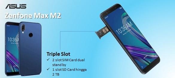 HP Android Gaming Terbaik Dual SIM Card