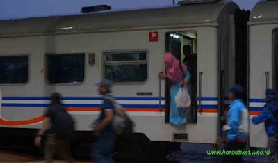 KA Ekonomi Jakarta Banjar