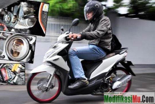 Panduan Lengkap Cara Bore Up Honda Beat Fi 130cc Buat Harian Modal 3 Jutaan