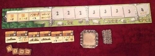 Stuart\'s Study: Caverna: Cave vs Cave (Mayfair Games)