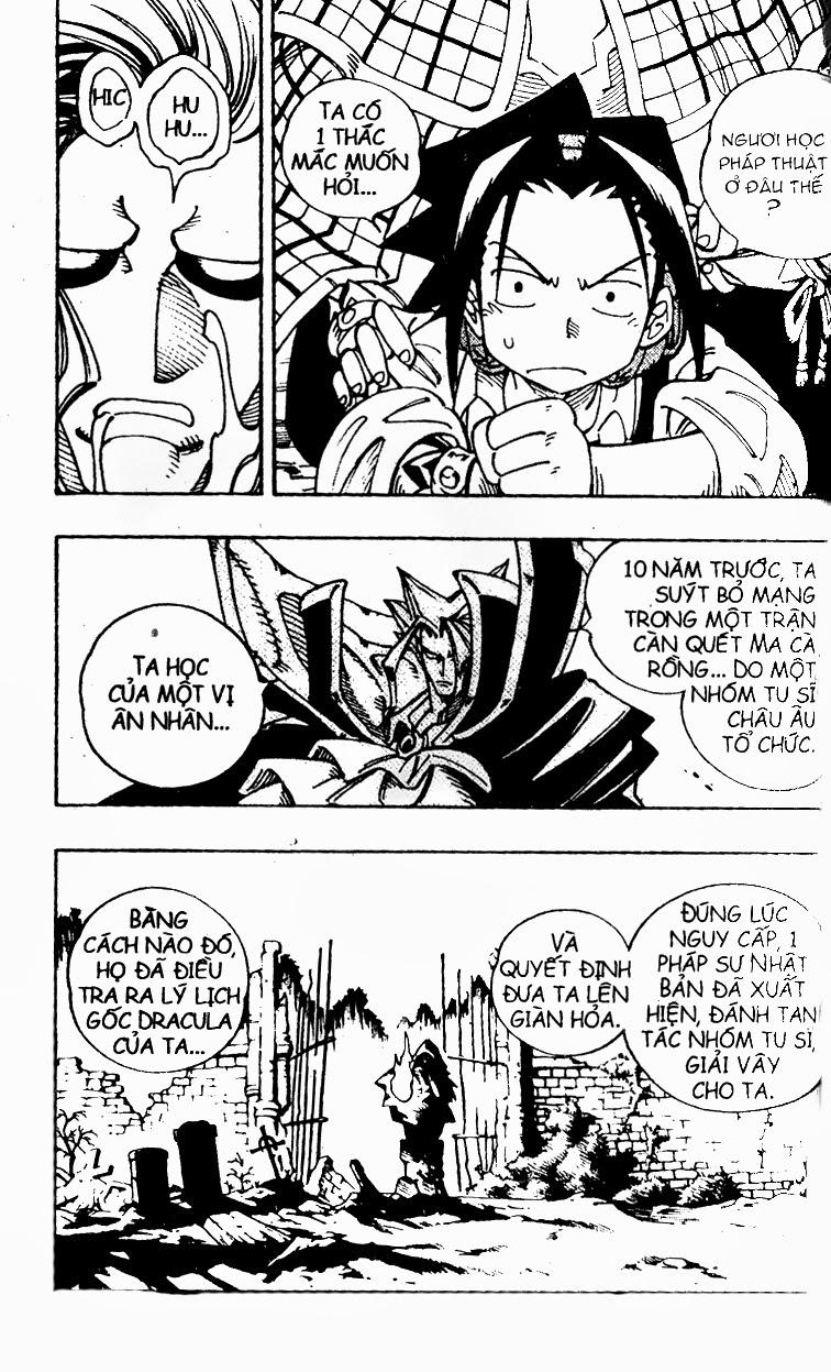 Shaman King [Vua pháp thuật] chap 99 trang 12
