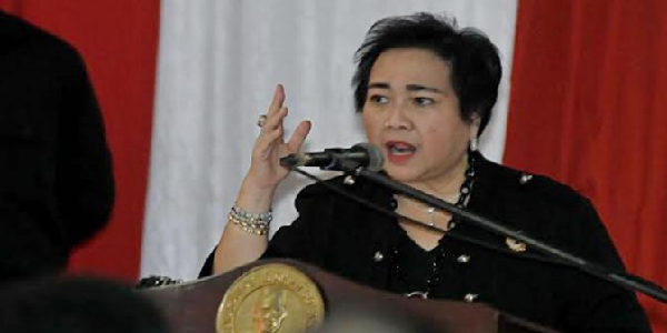 Kunjungi Habib Rizieq, Rachmawati Soekarno: Saya Siap Hadir 4 November
