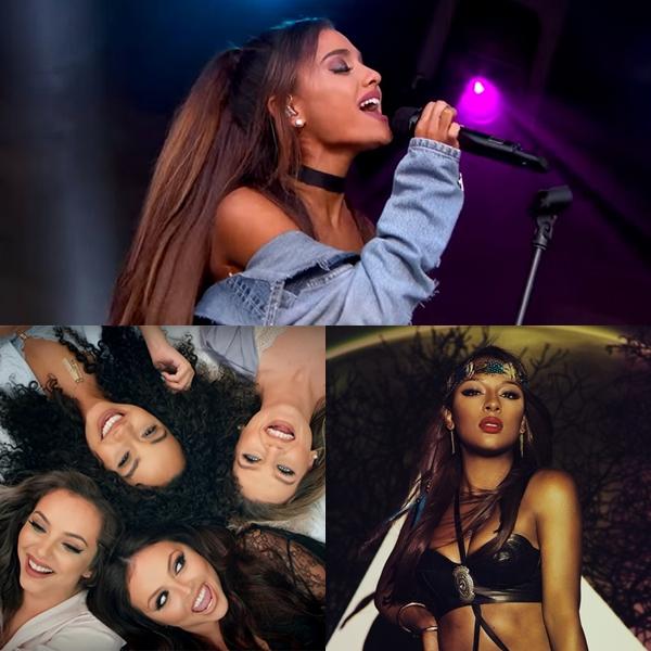 Little Mix y Victoria Monét serán teloneras de Ariana Grande
