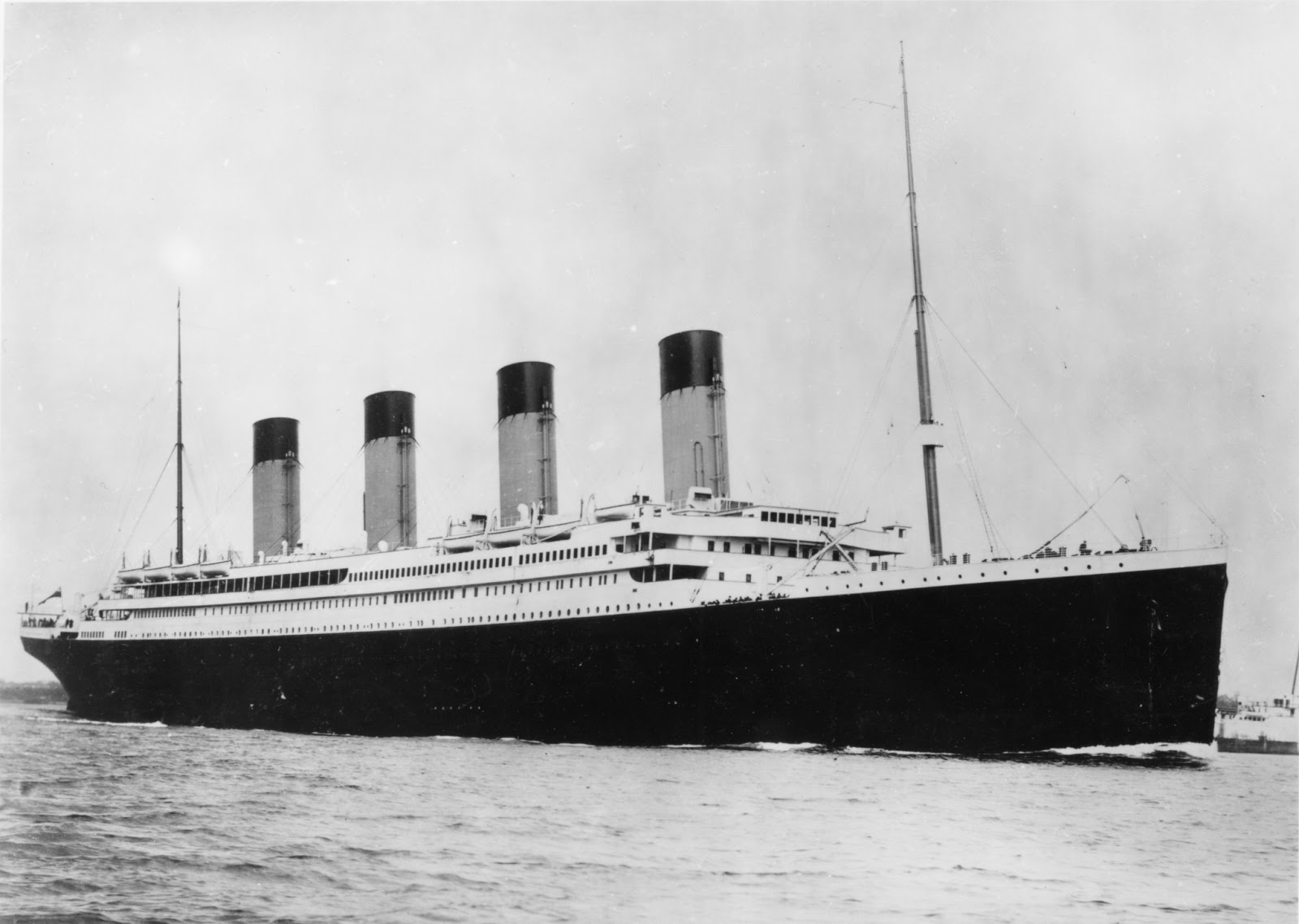 Luxury Life Design: Ticket to See the Real Titanic $60000