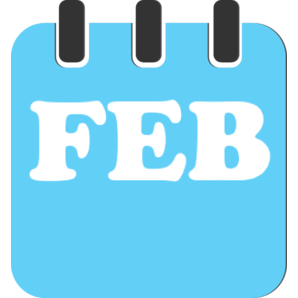 Logo Bulan Februari