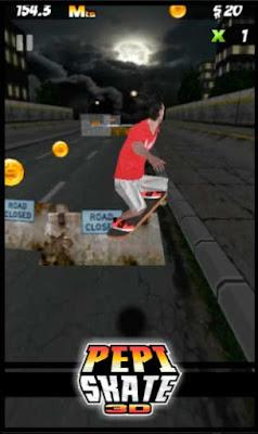 Ventajas del Juego PEPI Skate 3D