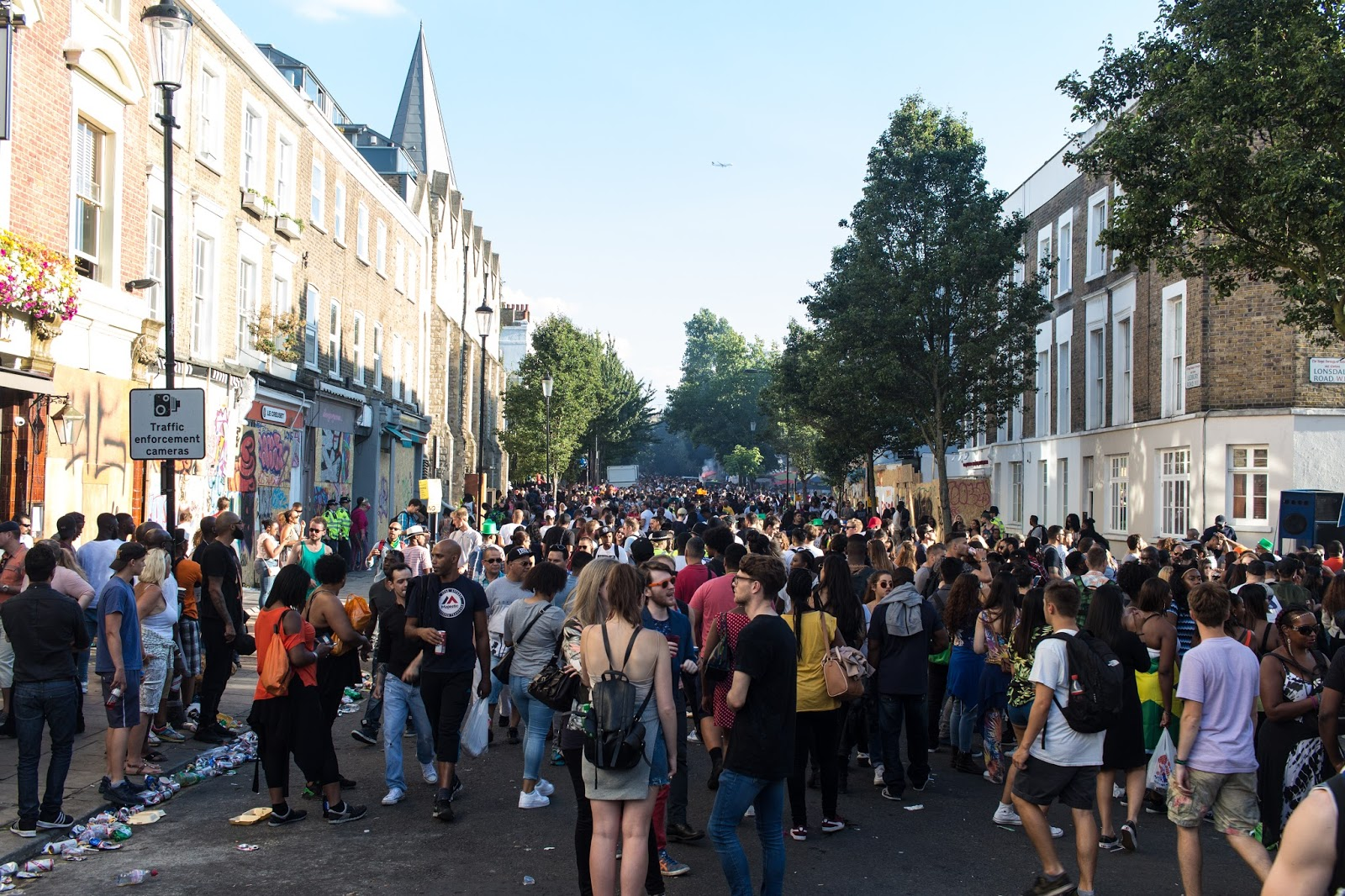 Notting Hillin karnevaalit