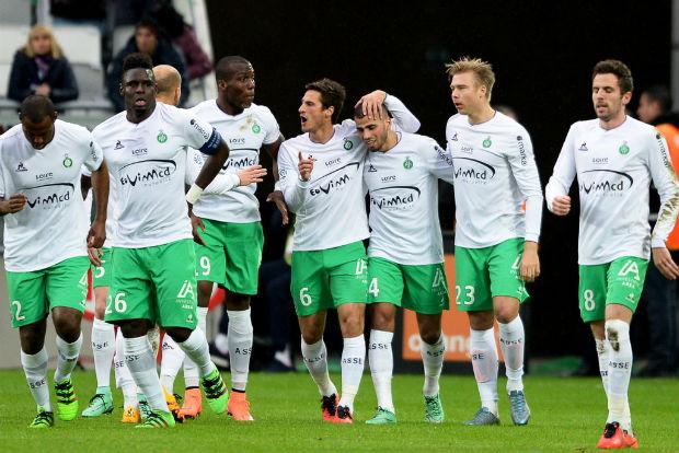 L'AS Saint-Etienne s'impose à Bordeaux 1-4
