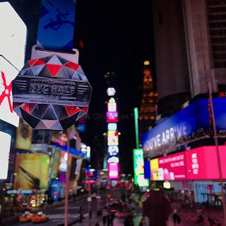 Médaille Times Square