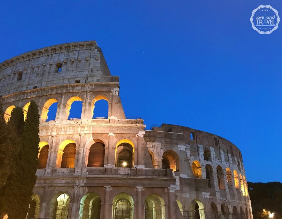 Como ir do aeroporto ao centro de Roma