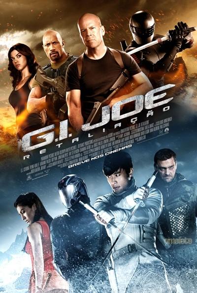 G.I. Joe La Venganza DVDRip Latino
