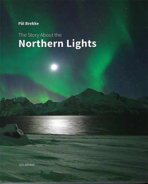 Found this great book on northern lights at Alta Museum (Source: Pal Brekke)