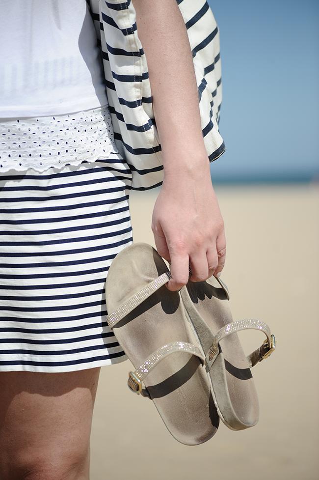 stripes, Streifen, Urlaub, vacation, Spanien, DIY, sewing, nähen, Kennel+Schmenger, Mango, Mavi, Michael Kors