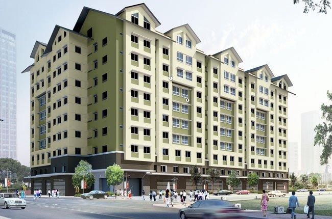 Hà Nội: Thiếu dần nhà chung cư giá rẻ
