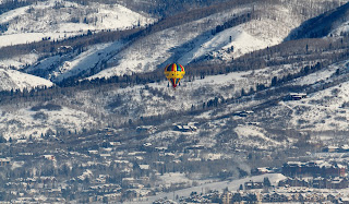 Ballooning in Steamboat Springs