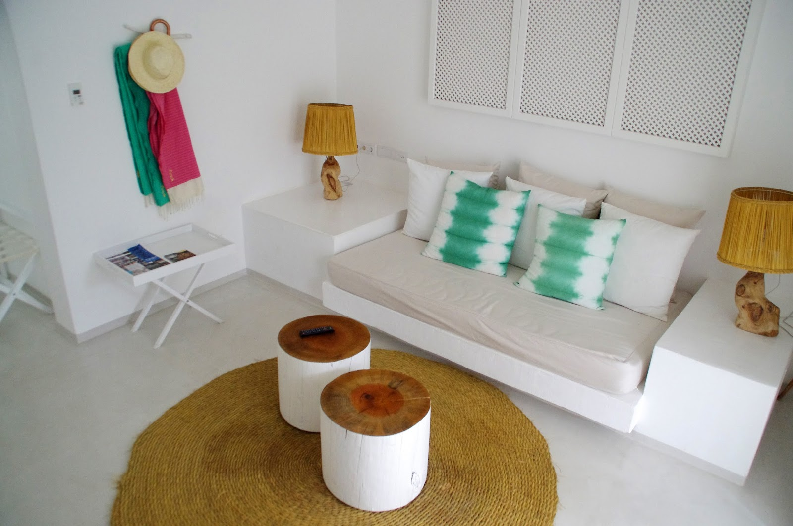 Vila Monte Farm House Living Room