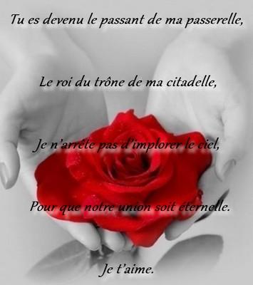 Poeme Damour Pour Homme Poèmes Et Textes Damour
