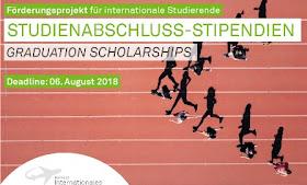 Dortmund University graduation scholarship