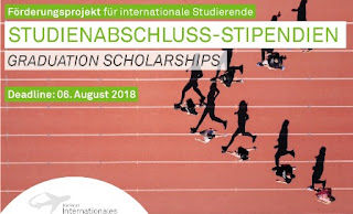 Dortmund University graduation scholarship