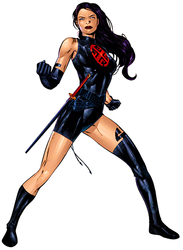 Psylocke X Men Images - Reverse Search