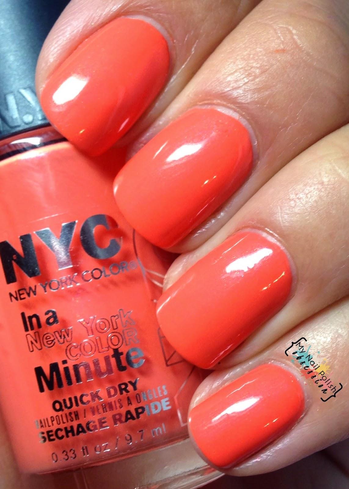 NYC New York Color Animal Instinct