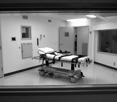 Alabama's death chamber