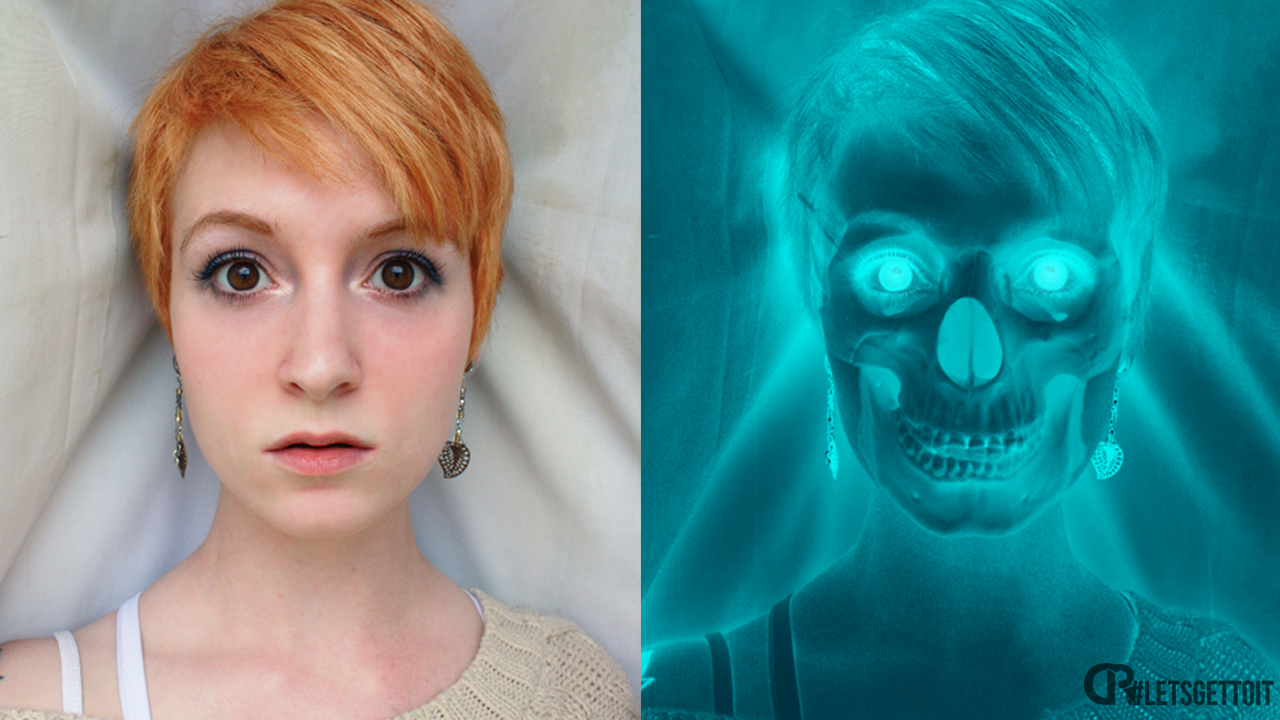 Snapchat x ray skull effect photoshop tutorial dr design resources for Snapchat filter photoshop