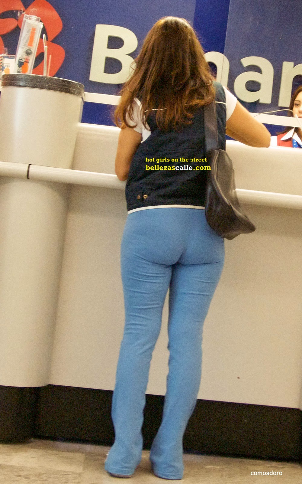 Mature Tight Jeans 18