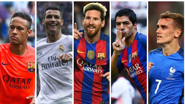 """adidas y Nike también se reparten el """"Balón de Oro"""" de la FIFA: #TheBest"""