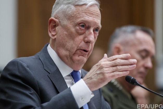 США може збільшити кількість військовослужбовців у Польщі – Меттіс