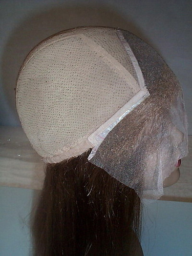 Another Version of a Basic Wig Cap