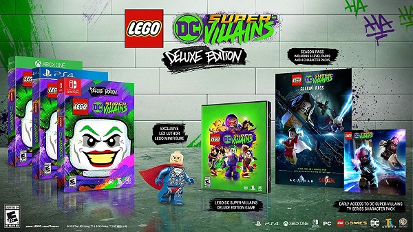 Lego DC Super Villains Season Pass