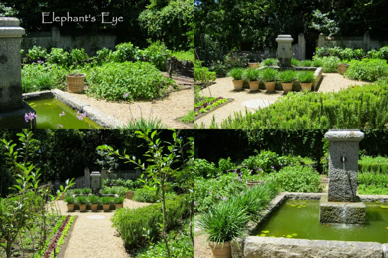 The Medieval Vegetable Garden at Stellenberg