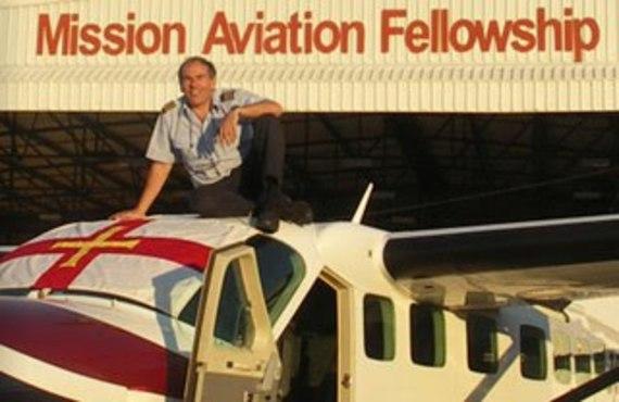 Aviones para las misiones en el mundo